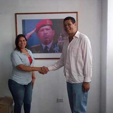 El Inces Miranda realiza alianza con la Universidad Politécnica de los Valles del Tuy