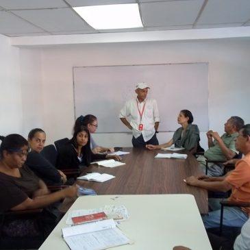 Se  concreta  convenio Inces Miranda  y la Universidad Experimentar Simón Rodriguez