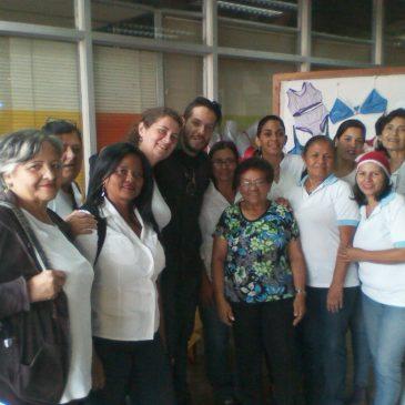 Centro de Formación Socialista Inces Textil Miranda forma emprendedoras